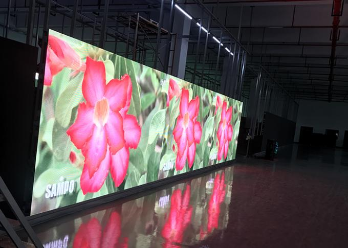 P4 Nationstar SMD2121 Outdoor Led Screen Hire  , Small Pitch LED Display