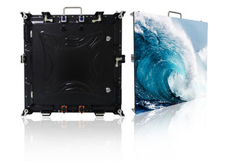 China Large Viewing Angle Full Color Led Display Screen 4mm For Entertainment Bar supplier