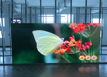 Indoor Full Color Rental LED Display , LED Curved Screen with Good Performance