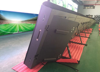 High Resolution P8 Stadium Display Screen  Video Wall Panel 15625pixel/㎡ Pixel Resolution