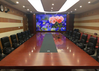 China High Resolution Indoor Fixed Led Display , P2.97 mm Indoor LED Advertising Display supplier