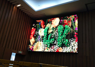 China Full Color Indoor Fixed LED Display / LED Panel for Concert  / TV Station supplier