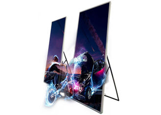 China Advertising Effect  P2 Poster LED Display with High refresh 3840Hz supplier