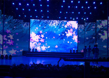 High Gray Scale Indoor Fine Pitch Led Display 640000 Dots / ㎡ For Meeting Roomet