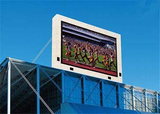 Large Outdoor Stadium LED Display , P10 Stadium Display Screen SMD 3535