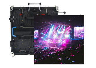 China Concert Live Filed Full Color HD Outdoor Rental LED Display P6.25 Long Lifespan supplier