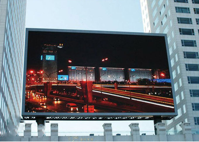 Customized Size P10 Outdoor Led Display Screen LED Sign 32*32 Dots